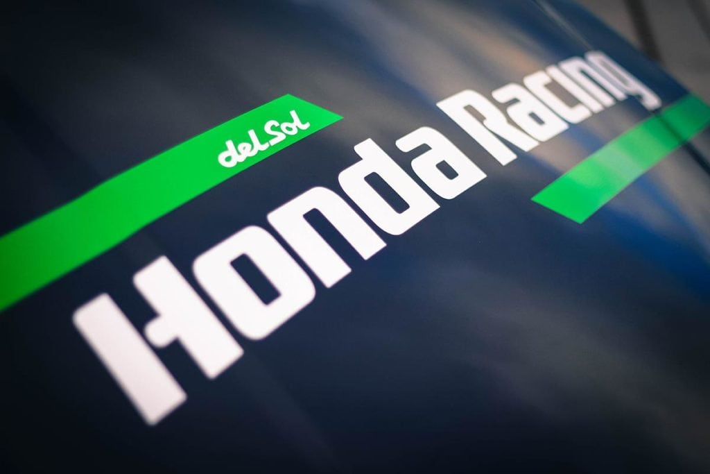 Honda DelSol Vehicle Signage