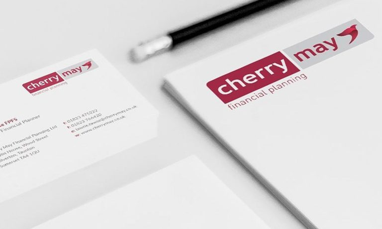 Cherry May Branding