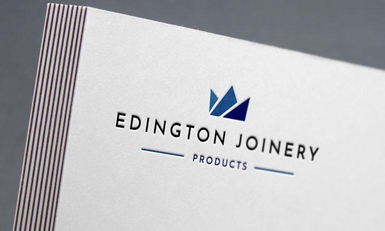Edington Joinery Logo
