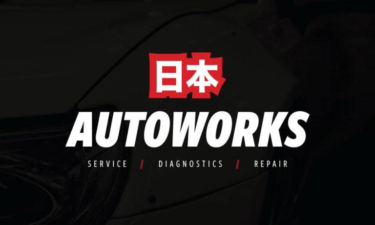 Japan Autoworks Logo