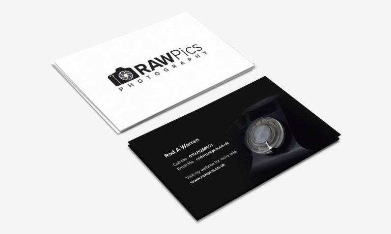 Raw Pics Branding
