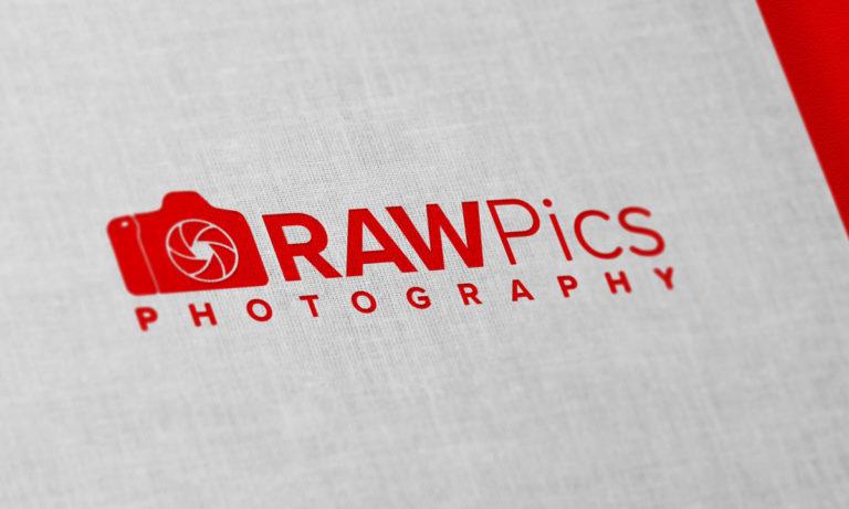 Raw Pics Photography Logo