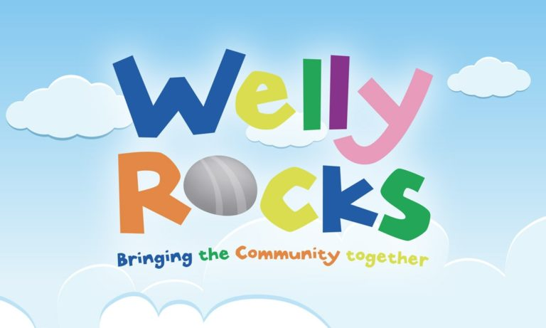 Welly Rocks Logo