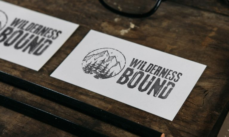 Wilderness Bound Branding